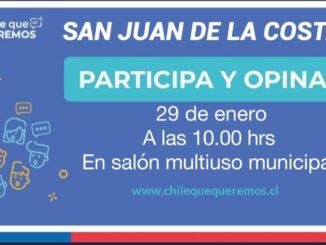 Afiche invitación a dialogo